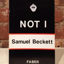 Not I by Samuel Beckett
